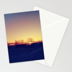 Winter Sets Stationery Cards