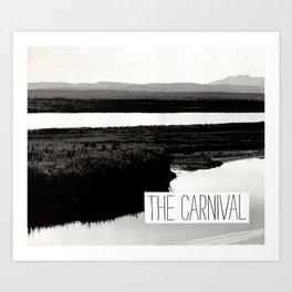 The Carnival Art Print