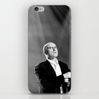 phil jones iPhone & iPod Skins featuring Phil Collins by Ann Yoo