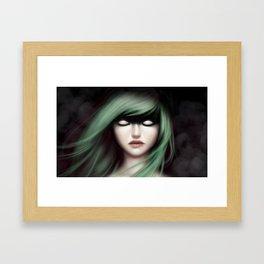 Superblind Framed Art Print