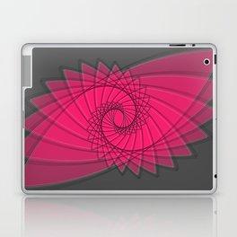 hypnotized - fluid geometrical eye shape Laptop & iPad Skin