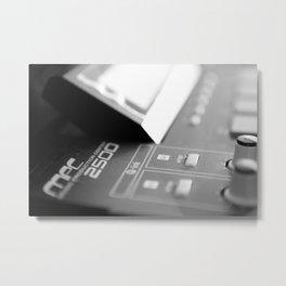 mpc 2500 particular Metal Print