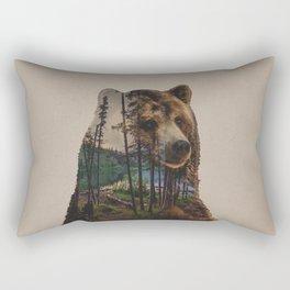Bear Lake Rectangular Pillow