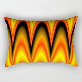 magical colors Rectangular Pillow