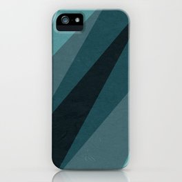 Six Shades of Sea iPhone Case