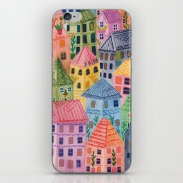 Summer City iPhone Skin