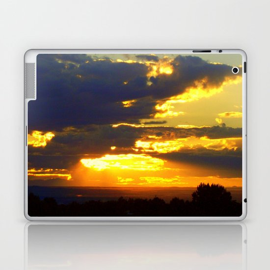 Sunset Splendor Laptop & iPad Skin