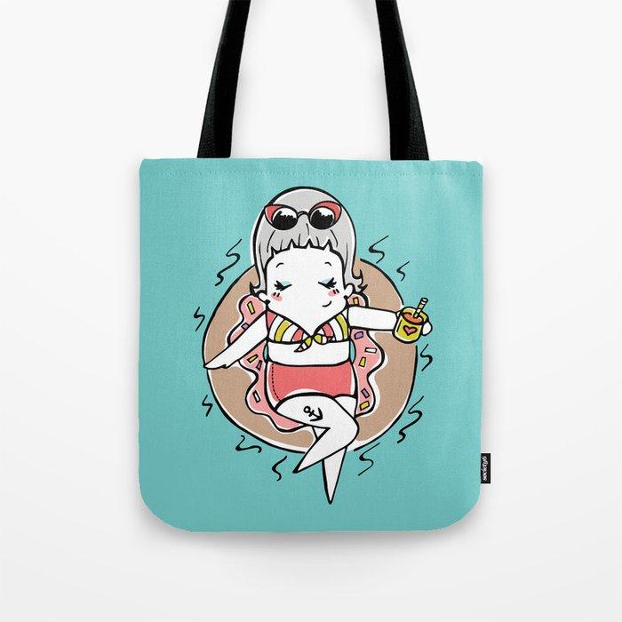 Doughnut Days Tote Bag