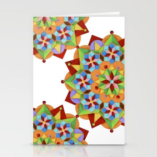 Manchester Mandala Stationery Cards