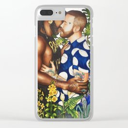 Make Out Party Clear iPhone Case