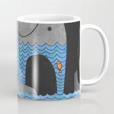 Thirsty Elephant  Coffee Mug