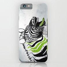 Zebra Streetstyle iPhone 6s Slim Case