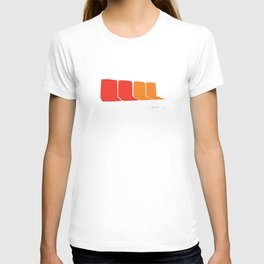 4 Seats on the 1 T-shirt