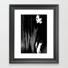 Now I Know What It Feels Like To Be God Framed Art Print
