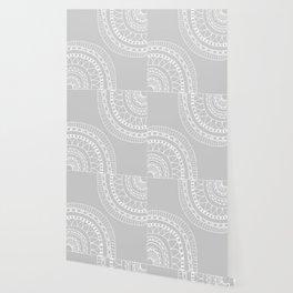Bohemian Mandala Sketch Wallpaper