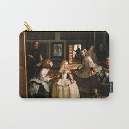 "Diego Velázquez ""Las Meninas (The Maids of Honour)"" Carry-All Pouch"
