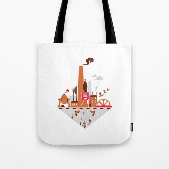 Welcome to the Kelham Island Quarter Tote Bag