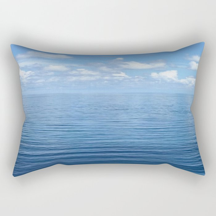 Relax and Drift away Rectangular Pillow