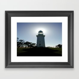 Table Cape Lighthouse - Tasmania Framed Art Print