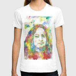 PARAMAHANSA YOGANANDA - watercolor portrait.3 T-shirt