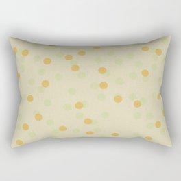 morning dress Rectangular Pillow