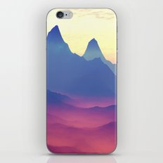Mountains of Another World iPhone & iPod Skin