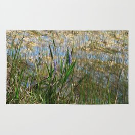 Beauty in the Everglades Rug