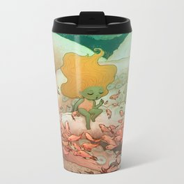 Listen To Me And I'll Tell You A Story Metal Travel Mug