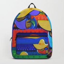 LAS DAMAS RECOLECTORAS Backpack