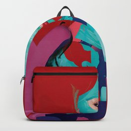 tea lilly Backpack