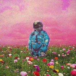 Framed Art Print - The Flower Field - Seamless