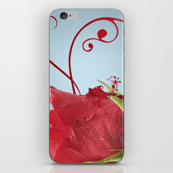 Rose, Reinvented iPhone & iPod Skin