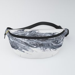 Black Pearls Fanny Pack