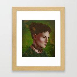 Balsam Framed Art Print
