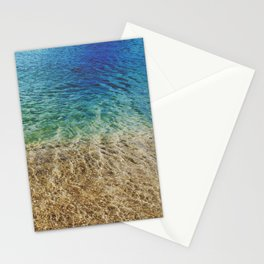 Caribbean light Stationery Cards
