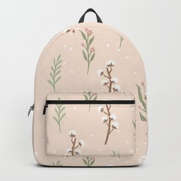 Cotton Stalks Backpack