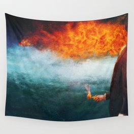 Deep Wall Tapestry