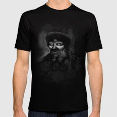 The Ghost of Ivan The Terrible MEDIUM Mens Fitted Tee Black