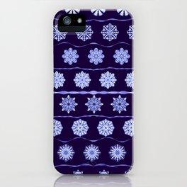 Iced Velvet 2 iPhone Case