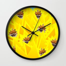 Sunshine Captain! Wall Clock