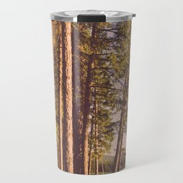 Retro Forest Travel Mug