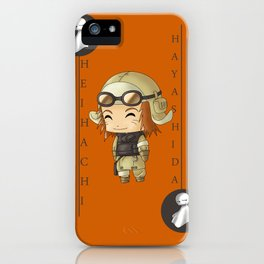 Chibi Heihachi iPhone Case