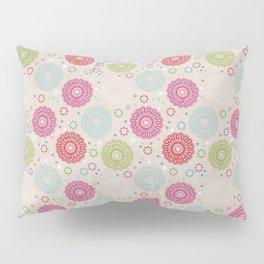 Lace&Rosaces Pillow Sham
