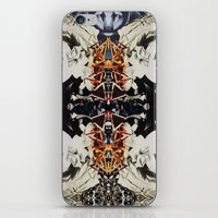 woodstock iPhone & iPod Skins featuring Woodstock by Kim Barton