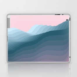 iso mountain Laptop & iPad Skin