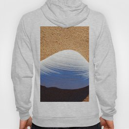 Clam Shell on the Beach Hoody