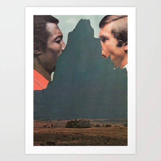 Improbable Art Print