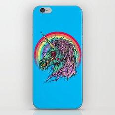 Zombie Unicorn iPhone & iPod Skin