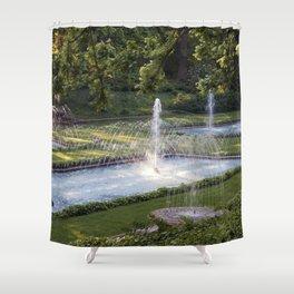 Longwood Gardens - Spring Series 99 Shower Curtain