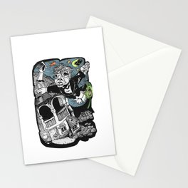 One of those flying dreams Stationery Cards